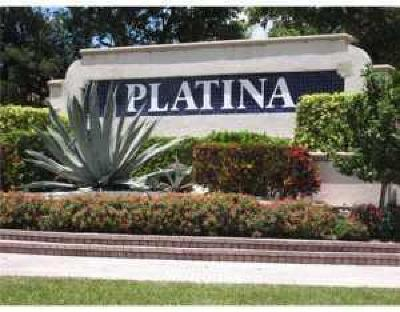 Boynton Beach Condo For Sale: 5403 Verona Drive #C