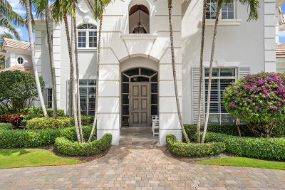 Boca Raton Single Family Home For Sale: 1370 Fan Palm Road