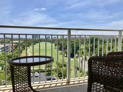 Boca Raton Rental For Rent: 99 SE Mizner Boulevard #717