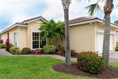 Port Saint Lucie Single Family Home For Sale: 9829 SW Eastbrook Circle