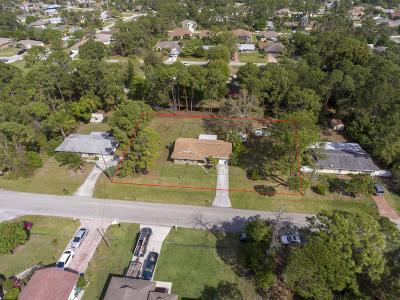 Port Saint Lucie Single Family Home For Sale: 1733 SW Capehart Avenue