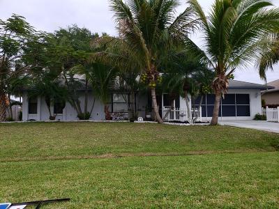Port Saint Lucie Single Family Home For Sale: 2473 SE Melon Court
