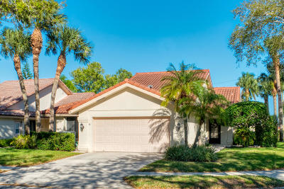 West Palm Beach Single Family Home For Sale: 2540 Iroquois Circle