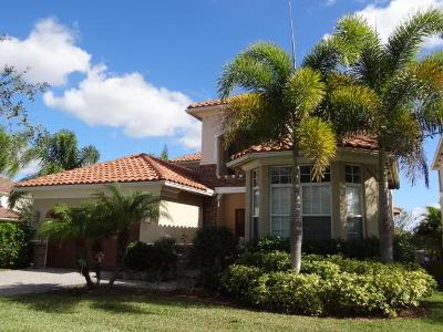 Boynton Beach Rental For Rent: 9656 Cobblestone Creek Drive