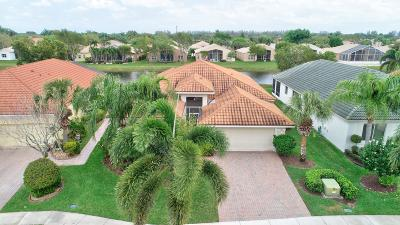 Boynton Beach Single Family Home For Sale: 8748 Bellido Circle