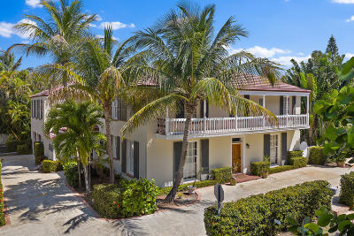 Palm Beach Single Family Home For Sale: 177 Queens Lane