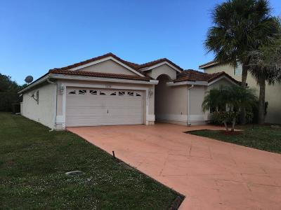 Boca Raton Single Family Home For Sale: 18349 Coral Sands Way