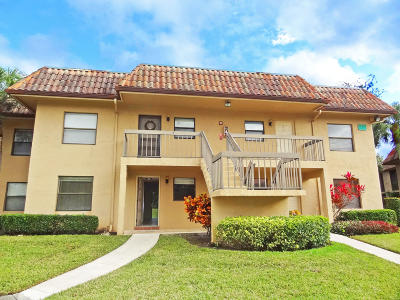 Boca Raton Rental For Rent: 6772 Palmetto Circle S #105