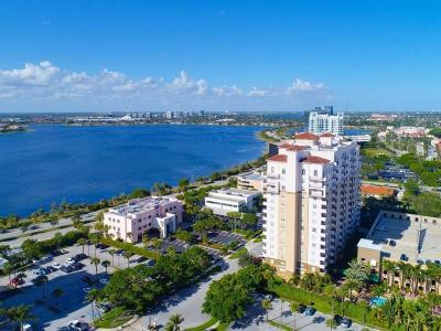 West Palm Beach Condo For Sale: 616 Clearwater Park Road #1112