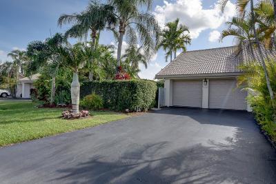 Boca Raton FL Single Family Home For Sale: $339,000