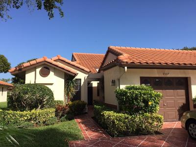 Delray Beach FL Single Family Home For Sale: $299,900