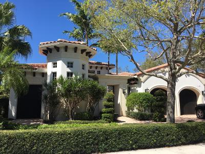 Palm Beach Gardens FL Single Family Home Contingent: $1,850,000