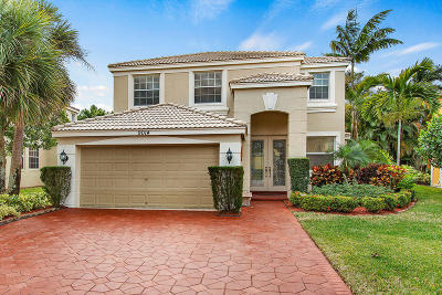 Wellington Single Family Home For Sale: 9014 Alexandra Circle