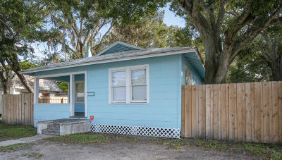 Fort Pierce Multi Family Home For Sale: 122 13th Street