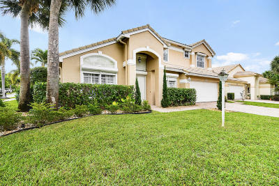 Jupiter Single Family Home For Sale: 108 Springwater Drive