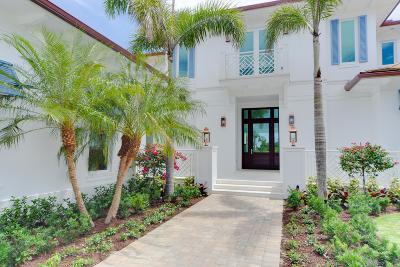 North Palm Beach Single Family Home For Sale: 12150 Lost Tree Way