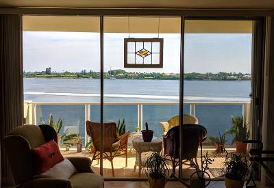 West Palm Beach Condo For Sale: 2800 Flagler Drive #709