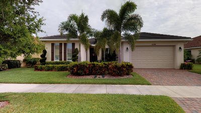 Port Saint Lucie Single Family Home For Sale: 11539 SW Apple Blossom Trail