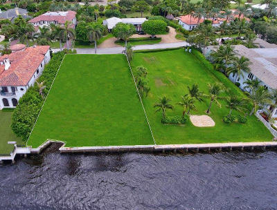 Boca Raton Residential Lots & Land For Sale: 2020 Royal Palm Way