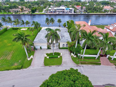 Boca Raton Single Family Home For Sale: 2020 Royal Palm Way