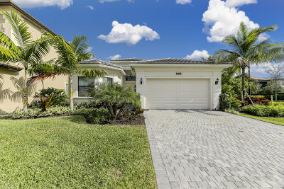 Delray Beach FL Single Family Home For Sale: $869,000