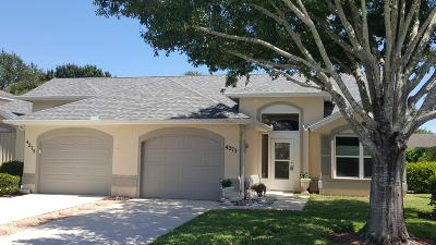 Port Saint Lucie Single Family Home For Sale: 4273 SE Brittney Circle