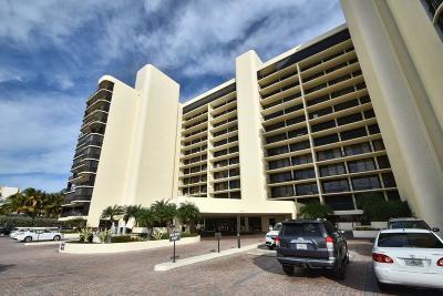 Highland Beach Rental For Rent: 2727 S Ocean Boulevard #1002