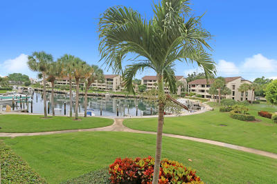 North Palm Beach Condo For Sale: 1141 Marine Way E #H2r