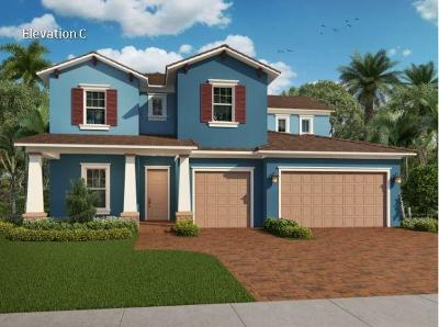 Loxahatchee Single Family Home For Sale: 1060 Deer Haven Drive #177