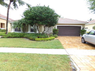 Lake Worth Single Family Home For Auction: 6139 Indian Forest Cir Circle