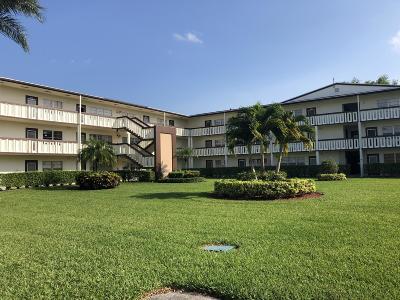 Boca Raton Condo For Sale: 142 Suffolk D