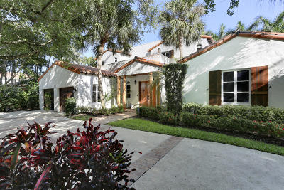 Boca Raton Single Family Home For Sale: 825 Aurelia Street