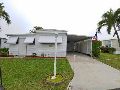 Mobile Home Sold: 55020 Barbados Bay