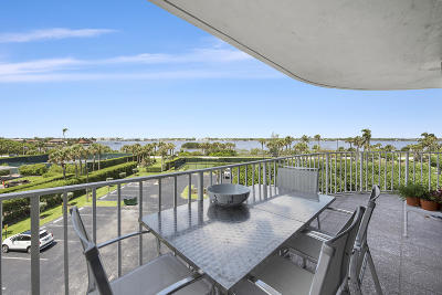Palm Beach Rental For Rent: 3400 S Ocean Boulevard #3hii