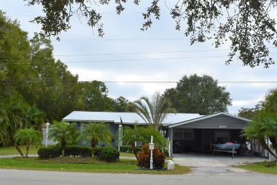 Okeechobee Single Family Home For Sale: 1009 NW 3rd Street