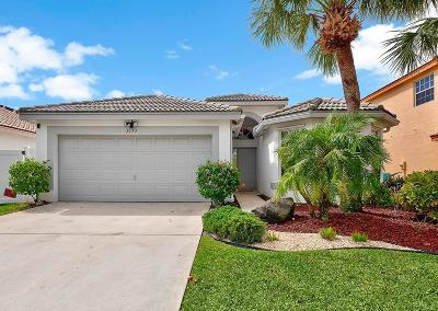 Boynton Beach FL Single Family Home For Sale: $365,000
