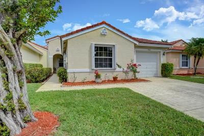 Lake Worth Townhouse For Sale: 7923 Audrey Court