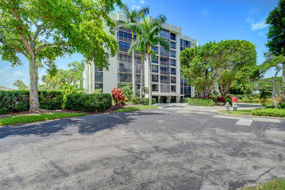 Boca Raton Condo For Sale: 6805 Willow Wood Drive #5011