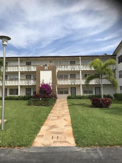 Boca Raton Condo For Sale: 297 Mansfield H