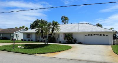 Fort Pierce Single Family Home For Sale: 5104 Feather Creek Drive