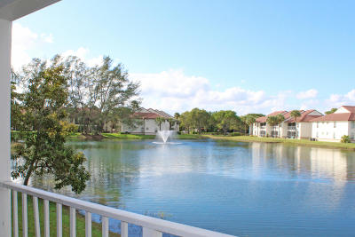 Palm Beach Gardens Rental For Rent: 181 Cypress Point Drive #181