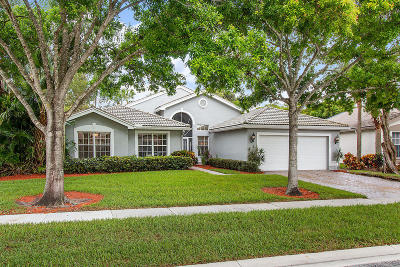 Boynton Beach FL Single Family Home For Sale: $349,999