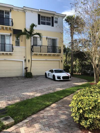 Boca Raton Townhouse For Sale: 3857 NW 5th Terrace