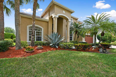 Boca Raton Single Family Home For Sale: 10037 Lexington Estates Boulevard
