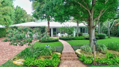 Delray Beach FL Single Family Home For Sale: $1,399,000