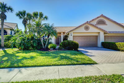 Boynton Beach FL Single Family Home For Sale: $159,900