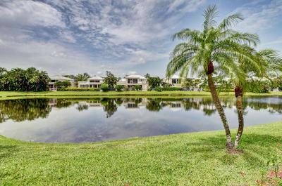 Boca Raton Single Family Home For Sale: 5334 Ascot Bend