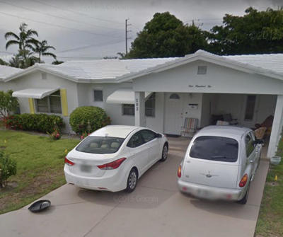 Boynton Beach FL Single Family Home For Sale: $149,999