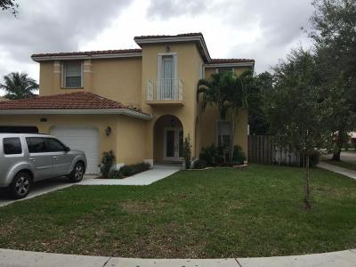 Coconut Creek Single Family Home For Sale: 4363 NW 44 Ter Terrace