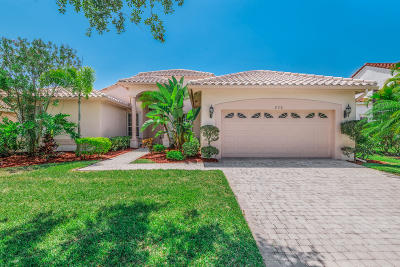 Port Saint Lucie Single Family Home For Sale: 230 NW Chimere Lane